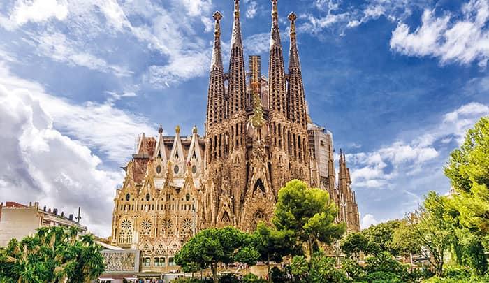Μασσαλία, Βαρκελώνη, Τουλούζη, Λούρδη – 9ημ.