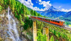 Γύρος Ελβετίας, Αλπικό Τρένο – 6ημ.