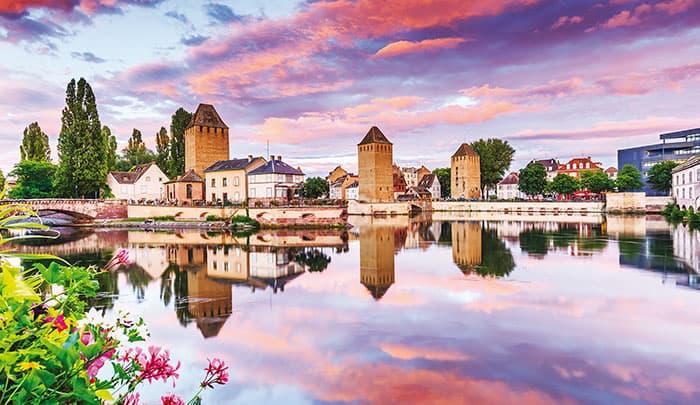 Στρασβούργο – Χωριά Αλσατίας, Ρομαντικός Δρόμος Γερμανίας – 5ημ.