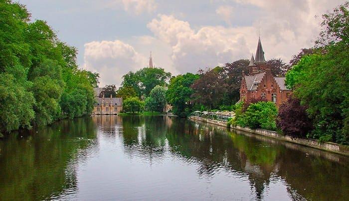 Benelux, Κάτω Χώρες – 6ημ.