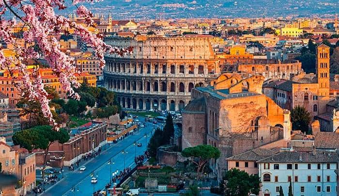 Ρώμη – 4ημ.
