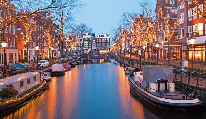 Benelux, Κάτω Χώρες (Χριστούγεννα & Πρωτοχρονιά) – 6ημ.