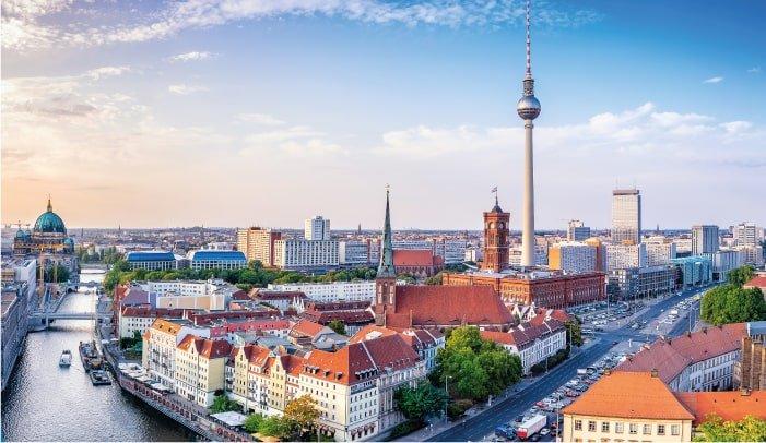 Βερολίνο – Πότσνταμ (Χριστούγεννα) – 5ημ.