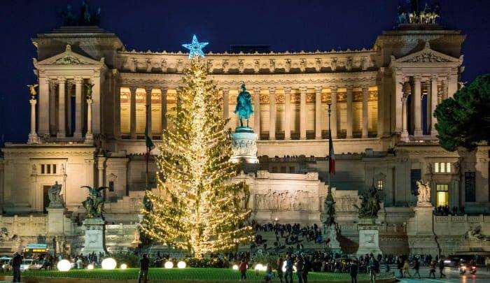Ρώμη (Χριστούγεννα & Πρωτοχρονια) – 4ημ., 5ημ.