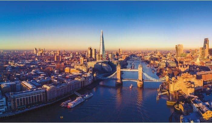 Βασιλικό Λονδίνο – 4ημ., 5ημ.